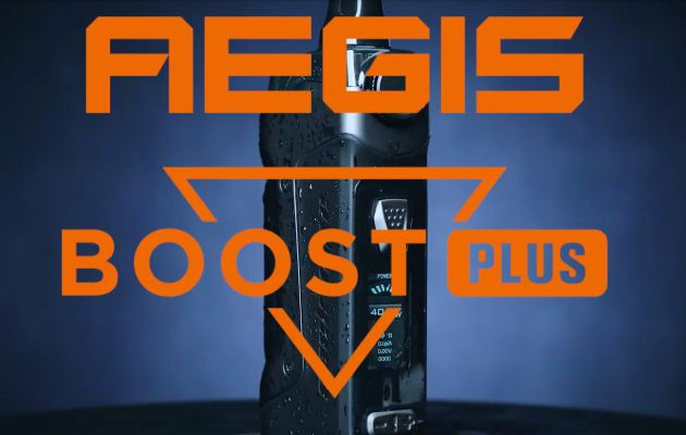 Test - Pod mod - Aegis Boost Plus de chez Geek Vape