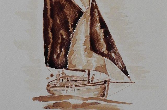 Courrier des Iles
