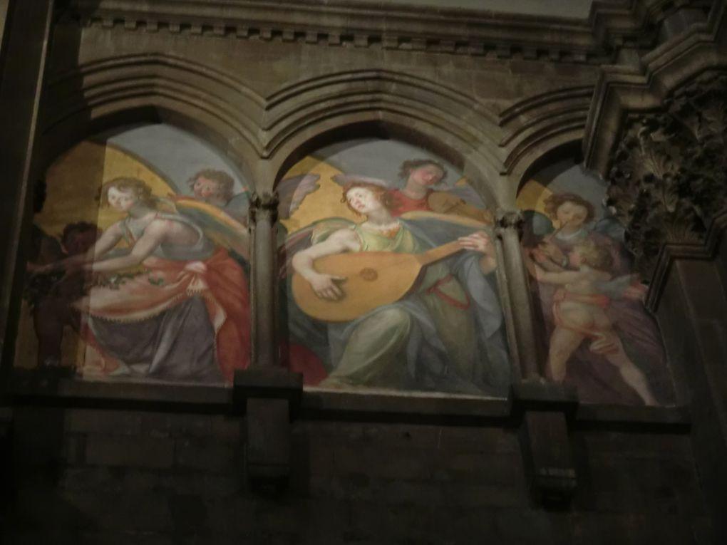 Vue des principaux monuments de la ville+Santa croce