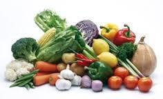 Légumes décrudis, recette du mois de janvier