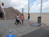 Centre Voltaire: sortie La Coupole et plage 03/08/2017