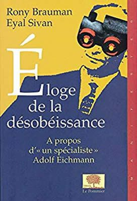 Le procès Eichmann par Rony Brauman et Eyal Sivan