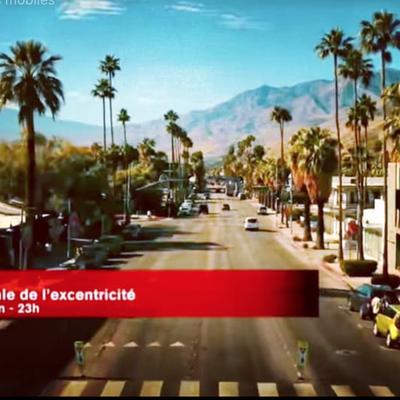 Documentaire de 52' sur Palm Springs, Capitale Mondiale de l'Excentricité