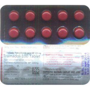 Köp Tramadol 100 mg online utan recept i Norge, Danmark och Sverige till bra priser