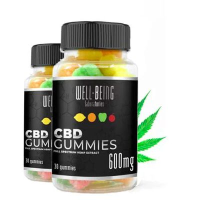 Wellbeing Labs CBD Gummies (FULL OVERVIEW) - Check Price And Benefits