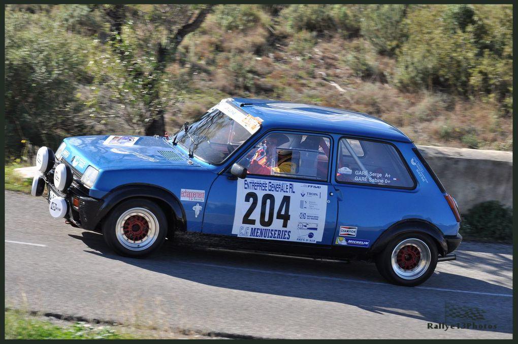 Rallye du Mistral 21 novembre 2015
