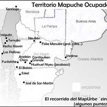 El Territorio Mapuche desde la perspectiva del Ngutram