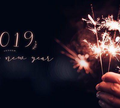 2019 nous voilà ! Bilan, objectifs, projets...