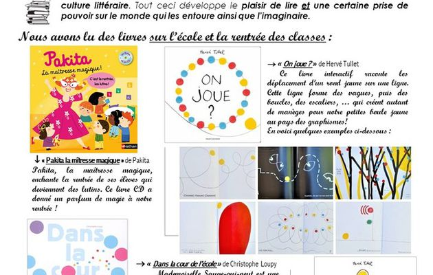 Nos lectures PS-GS P.1