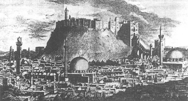 Aleppo appears in historical records as an important city much earlier than Damascus. The first record of Aleppo comes from the third millennium BC, in the Ebla tablets when Aleppo was referred to as Ha-lam