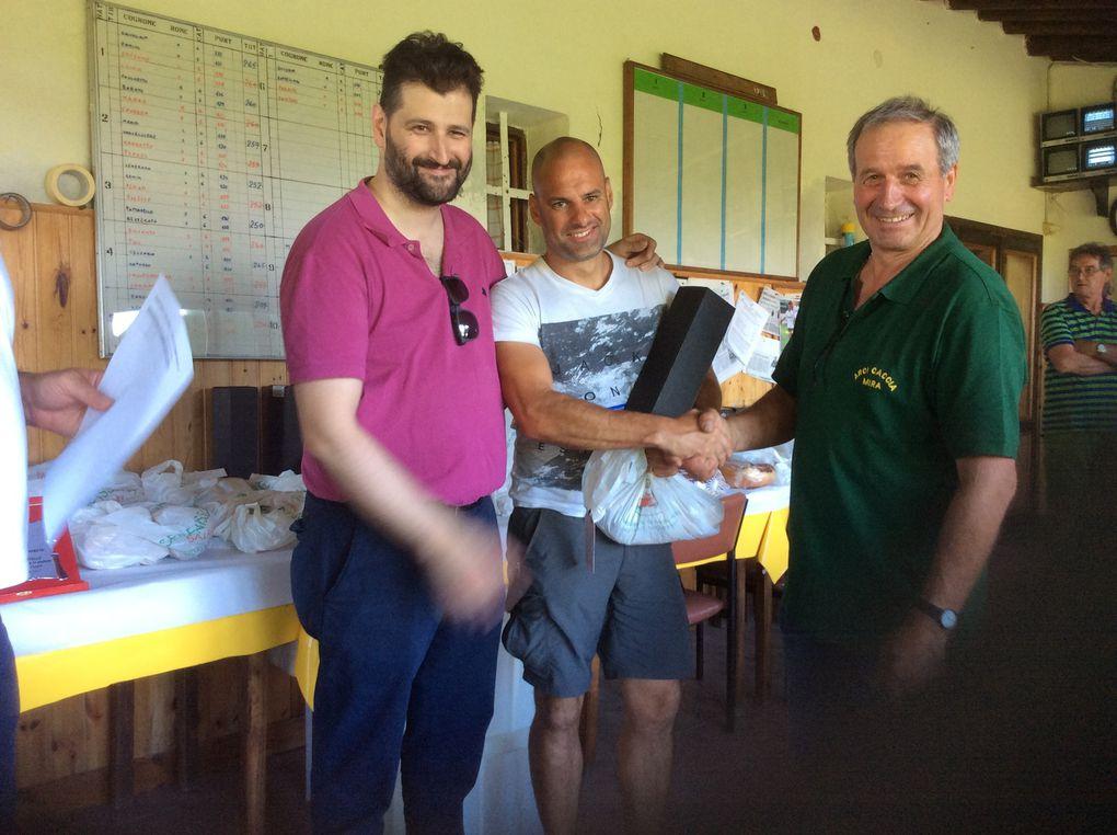Tiro al piattello ARCI Caccia: quest'anno Trofeo a Mira (VE) percorso caccia, il prossimo anno finale di Campionato Regionale.