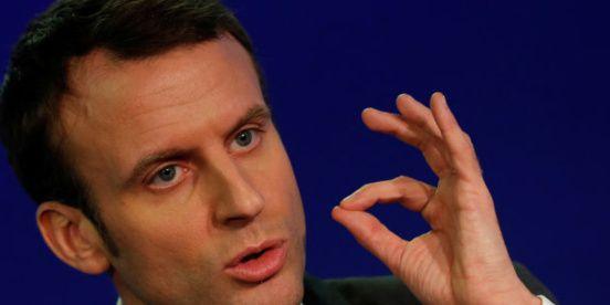 60 milliards en moins pour les services publics, 120.000 fonctionnaires en moins, Macron le candidat des patrons.