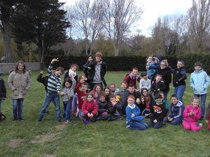 Début des activités pour les enfants des mini camps