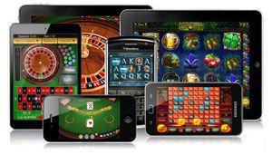 La croissance continue pour les jeux de casino mobile