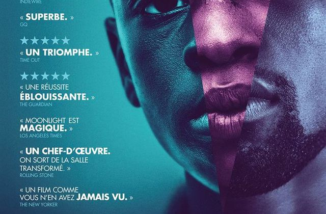 Critique Ciné : Moonlight (2017)