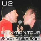 U2 -Elevation Tour -25/11/2001 -Dallas -USA -Reunion Arena - U2 BLOG