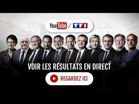 les resultats de l election presidentielle France