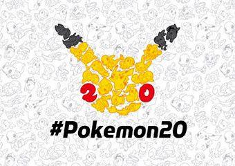 Découvrez #Mew le #Pokémon fabuleux original ! #Pokemon20