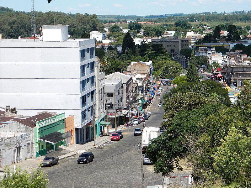 Imágenes de Rivera, Uruguay.- El Muni.