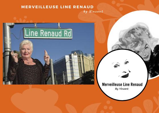 """PRESSE WEB: CINETELEREVUE - Line Renaud : """"Mon seul regret? Ne pas avoir d'enfant"""""""