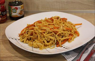 Des Nouilles Chinoises comme au restaurant