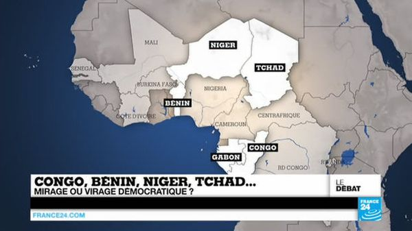 Congo, Bénin, Niger, Tchad : mirage ou virage démocratique ?
