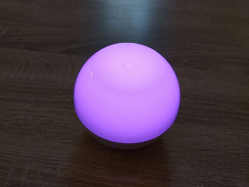 test de la lampe LED multicolore sans fil - Aukey LT-ST23 @ Tests et Bons Plans