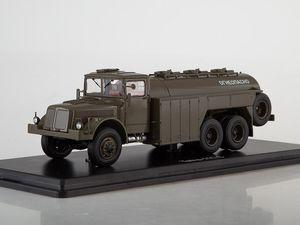 Tatra 111C citerne au 1/43 (SSM - réf : SSM1308))