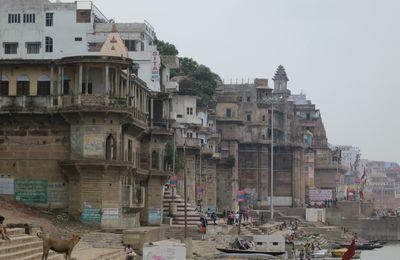 Varanasi: ville sainte des Hindous