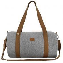 Sac Duffle en coton-Duffle bag made of cotton    (≈75 €)