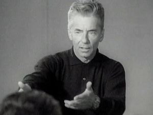 Karajan Herbert von