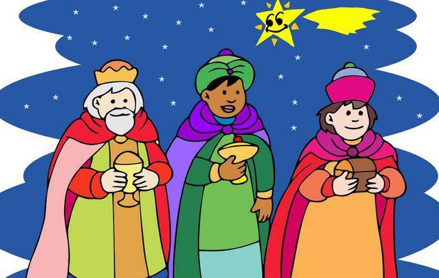 Dia de los Reyes Magos