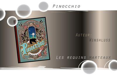 Pinocchio de Winshluss