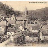 Il était une fois Orcival - L'Auvergne Vue par Papou Poustache