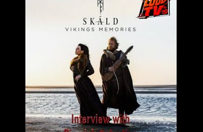 VIDEO - INTERVIEW avec SKALD pour Viking Memories