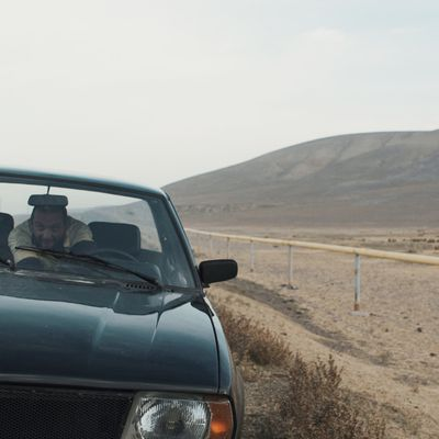 A Dark, Dark man : le parcours initiatique d'un policier solitaire