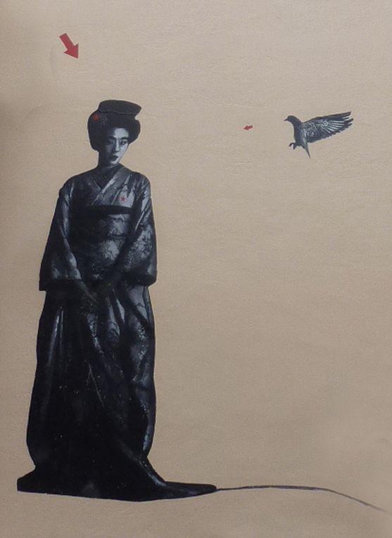Jef Aérosol - Mosko et associés - Mesnager - Paris 17e