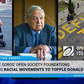 CONFIDENTIAL DOCS: George Soros Funding BLM Style Racial Movements To Topple Donald Trump | GreatGameIndia