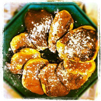 Pancakes à la banane