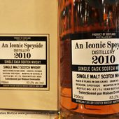 An Iconic Speyside 2010 - Passion du Whisky