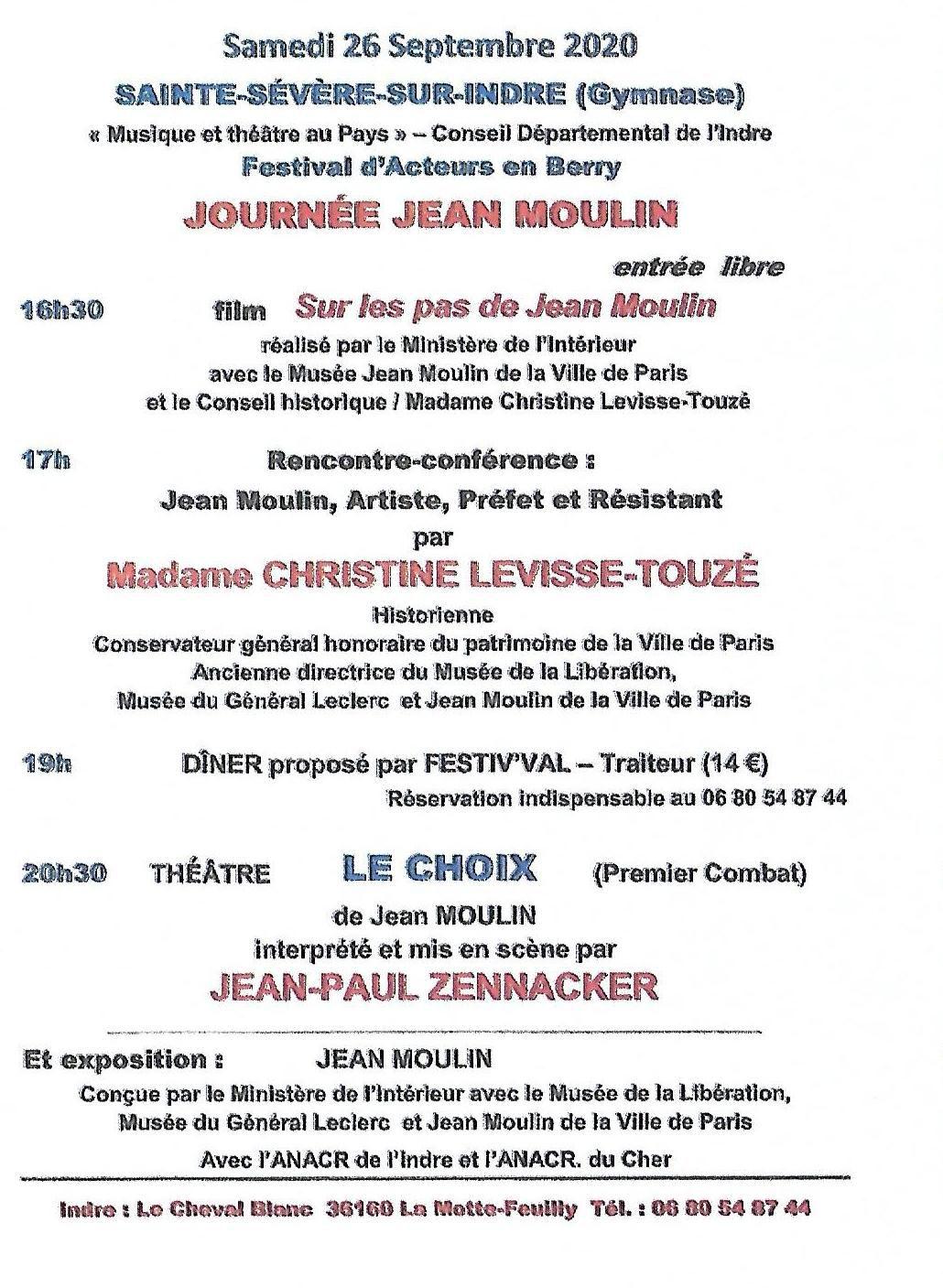 JP Zennacker rencontre Jacques Prévert à Sidiailles