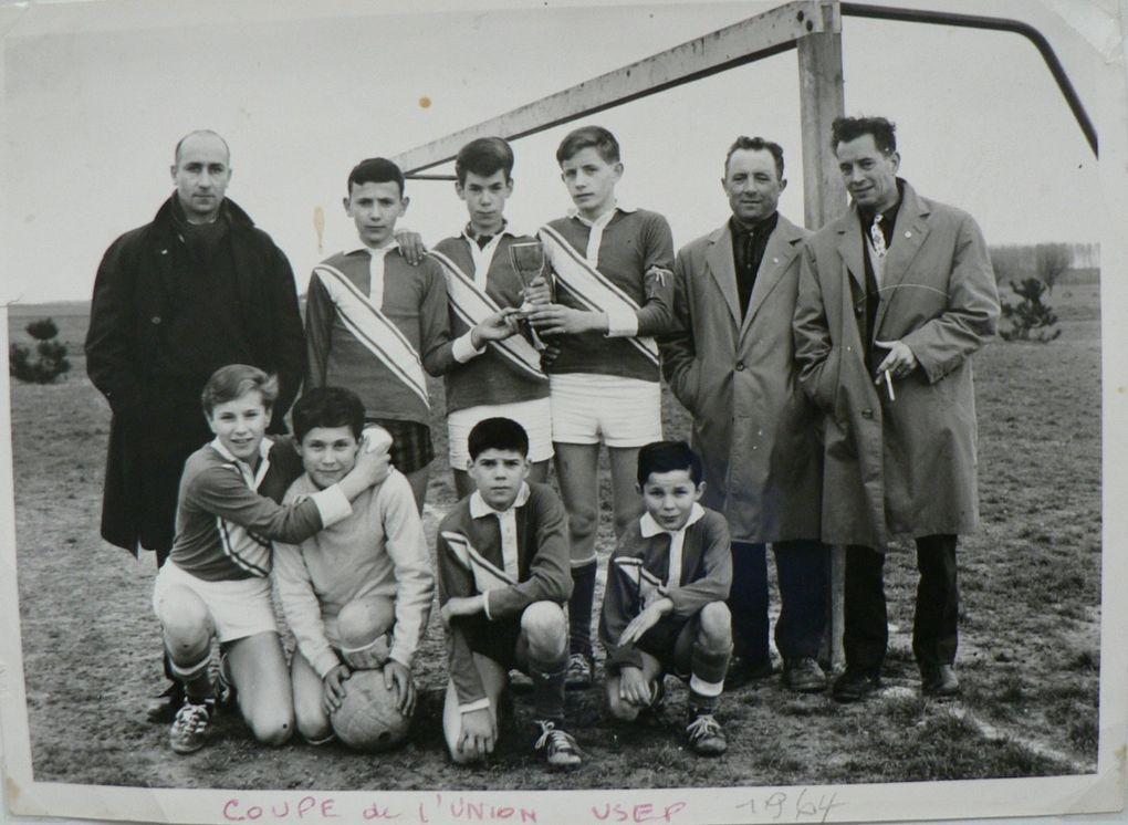 Bernard Baudot dans les années 60