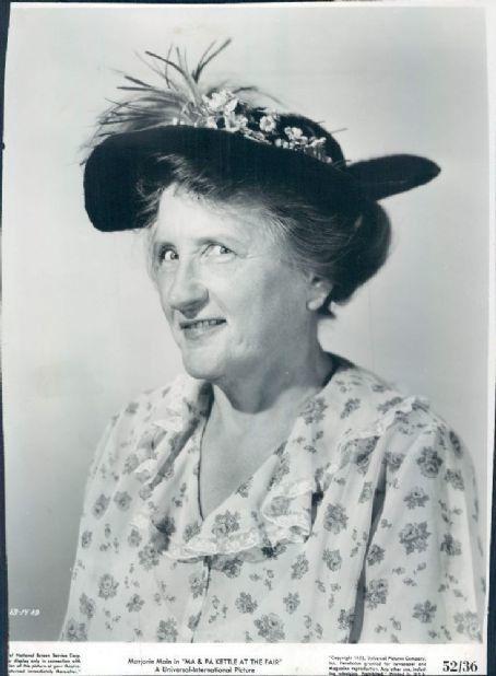 Main Marjorie