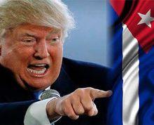 Trump a mis en œuvre plus de 240 mesures contre Cuba