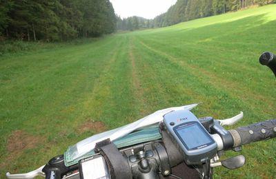 Etape 12: Mouthe-Lajoux 68 km