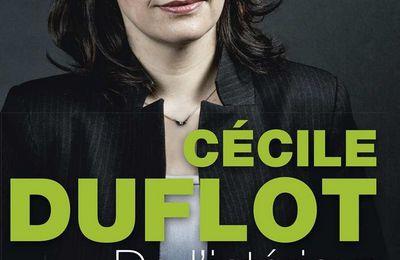 De l'intérieur, de Cécile Duflot avec Cécile Amar