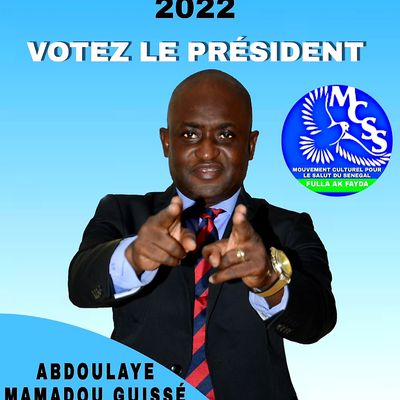 Mairie pikine nord 2022: Abdoulaye mamadou Guissé candidat.