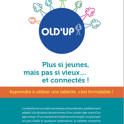 OLD'UP lutte contre l'illectronisme…