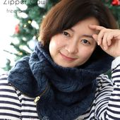 Zipper Cowl, Cable Knit - Free Knitting Pattern | Craft Passion - Page 2 of 2