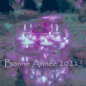 2021 - Le Retour - Mon Blog à Moi, Evelyne...